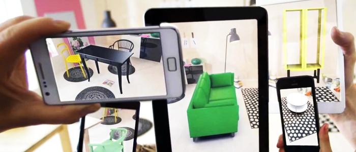 4 posibilidades con Realidad Aumentada (AR) para tu negocio o marca